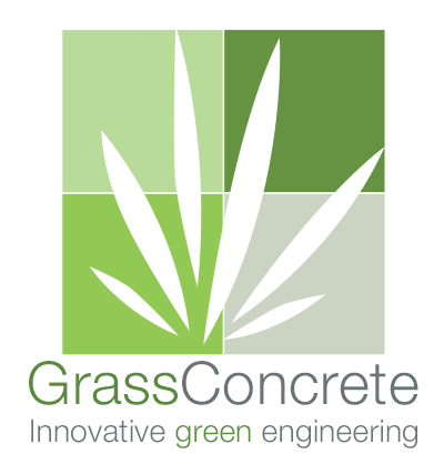 Grasscrete Innovative green engineering