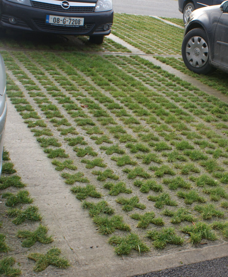 Can You Park A Car On Your Lawn